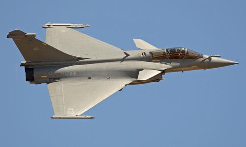 Tiêm kích Rafale trong biên chế quân đội Pháp. Ảnh: Dassault.