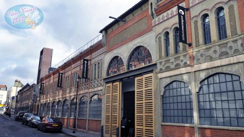 Học viện Istituto Marangoni London, Anh
