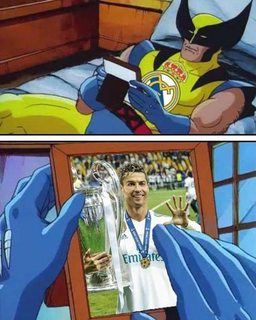 Real lúc này rất nhớ Ronaldo.