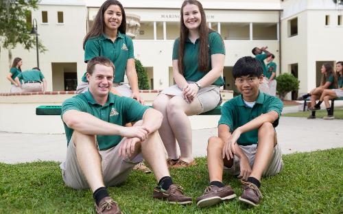 Giảm tới 70% học phí tại 8 trường trung học bán trú Mỹ - 1