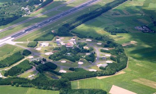 Căn cứ Buechel tại Đức, nơi Mỹ lưu trữ nhiều đầu đạn hạt nhân. Ảnh: Wikipedia.