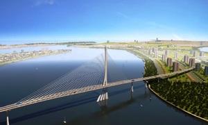Cầu 5.300 tỷ đồng có thiết kế hình cây đước ở Sài Gòn
