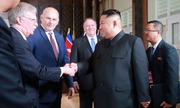 Kim Jong-un từng đề nghị chụp ảnh chung với cố vấn an ninh Mỹ