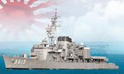Uy lực cặp chiến hạm Nhật đang ở thăm Đà Nẵng