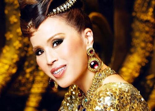 Công chúa Ubolratana Rajakanya, chị của Quốc vương Maha Vajiralongkorn. Ảnh: Picswe.
