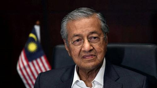 Thủ tướng Malaysia Mahathir Mohamad. Ảnh: Bernama.