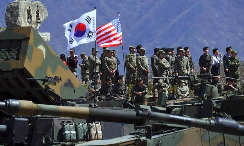 """Triều Tiên chỉ trích tập trận Mỹ – Hàn """"thách thức nỗ lực hòa bình"""""""