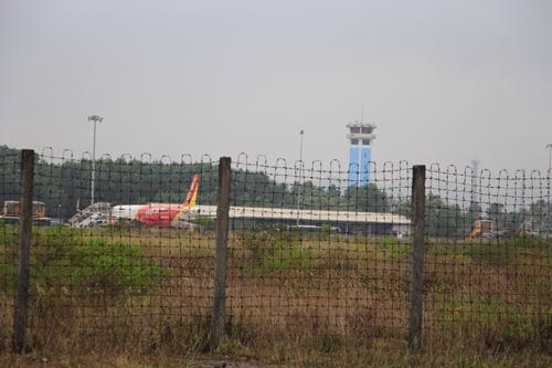 Sân bay Phú Bài sẽ được mở rộng, tạo điều kiện thuận lợi cho Thừa Thiên Huế phát triển. Ảnh: Võ Thạnh