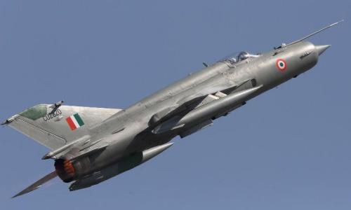 Một chiếc MiG 21 của Ấn Độ. Ảnh: India Today.