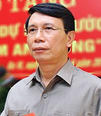 Ông Hà Xuân Hưng, Bí thư Huyện uỷ Ba Vì.