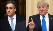 Trump cáo buộc cựu luật sư Cohen từng trực tiếp xin ông ân xá
