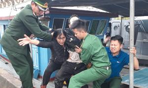 Bình ga phát nổ bất ngờ khiến 6 thuyền viên bị thương nặng