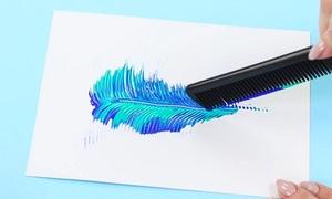 Mẹo vẽ tranh sinh động bằng màu nước