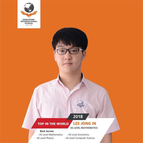 Bảng thành tích ấn tượng của học sinh Trường Quốc tế Singapore - 1