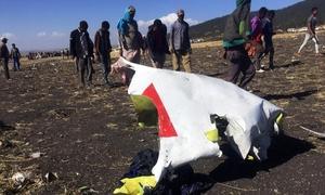 Vụ rơi máy bay Ethiopia xảy ra như thế nào?