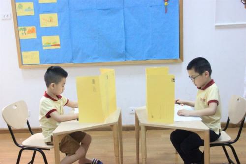 Trường quốc tế Gateway đánh giá trình độ tiếng Anh của học sinh bằng IOWA TEST