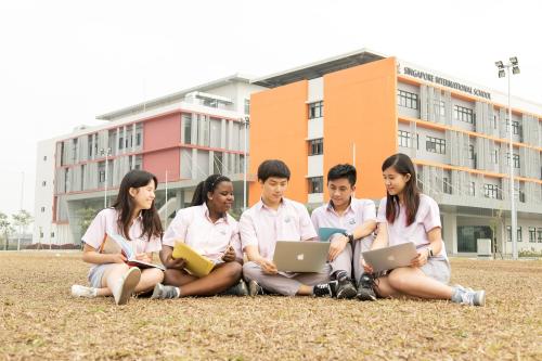 Bảng thành tích ấn tượng của học sinh Trường Quốc tế Singapore - 3