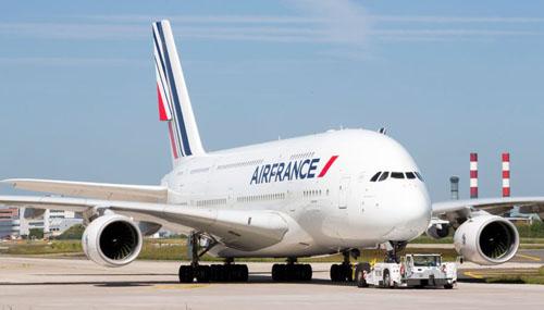 Một chiếc Airbus A380 của hãng Air France. Ảnh: AirFrance.