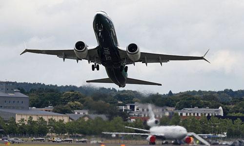 Boeing đã nhận được gần 3.000 đơn đặt hàng máy bay 737 Max 8 trên toàn cầu. Ảnh: BI.