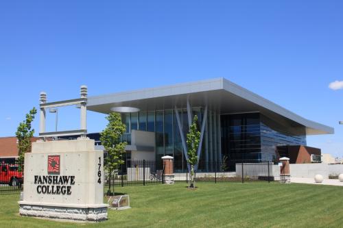 Học bổng cao đẳng công lập Fanshawe College, Canada