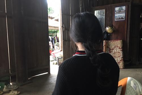 Nữ sinh lớp 10 bị hãm hiếp khi đi chơi tết với nhóm bạn học. Ảnh: Quang Hà