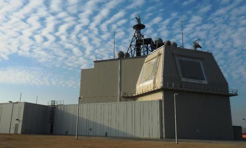 Tổ hợp Aegis Ashore của Mỹ bị Nga cáo buộc vi phạm điều khoản INF. Ảnh: Reuters.
