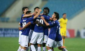 Tampines Rovers 1-1 Hà Nội