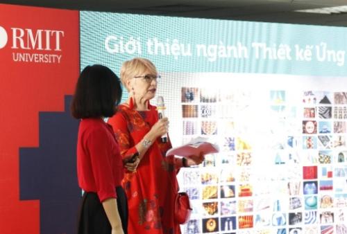 Đại học RMIT đào tạo cử nhân Thiết kế tại cơ sở Hà Nội