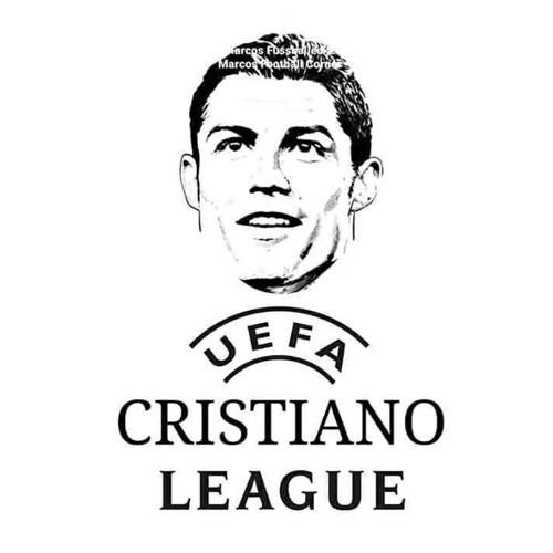 Đêm nay là đêm của Uefa Cristiano League.
