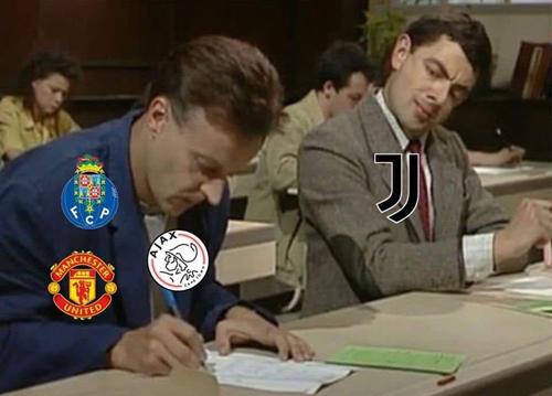 Juventus học ngược dòng rất nhanh và chuẩn.