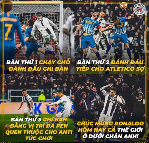 Juve cần Ronaldo có, Juve khó đã có Ronaldo.