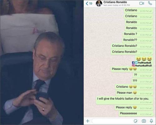 Ai cần Ronaldo?