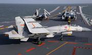 Tiêm kích J-15 - 'Cá mập bay' gây thất vọng của hải quân Trung Quốc