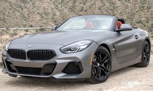 Xe thể thao hai cửa BMW Z4 2019