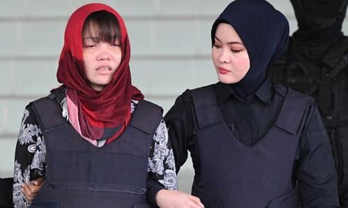 Luật sư nói Malaysia phân biệt đối xử trong vụ Đoàn Thị Hương
