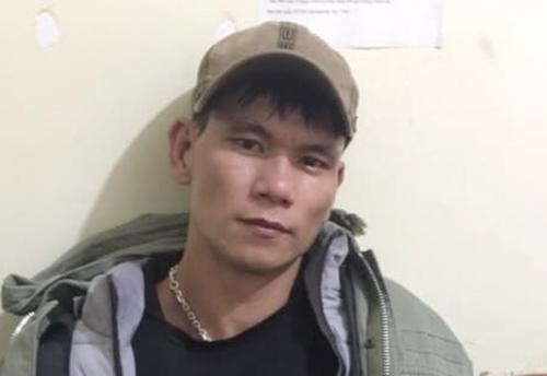 Trần Đình Hoan tại cơ quan điều tra.