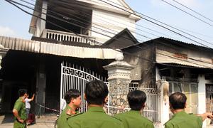3 người chết trong tiệm sửa điện tử sau vụ hỏa hoạn
