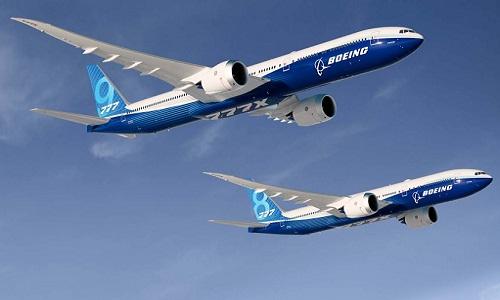 777X có hai phiên bản là 777-9 và 777-8. Ảnh: CNN.