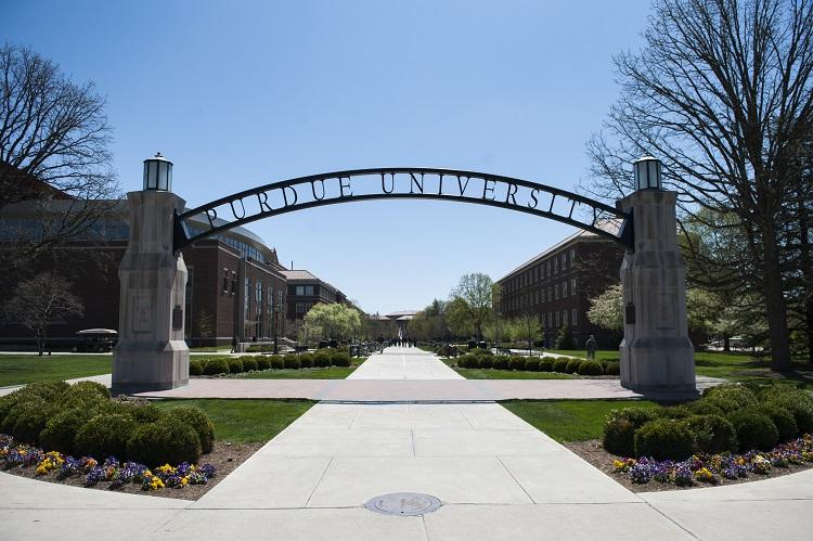 Đại học Purdue. Ảnh: Purdue University