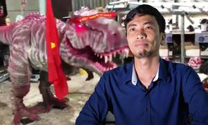 Chàng trai sáng lập công ty quái vật mô hình khi tưởng mình sắp chết