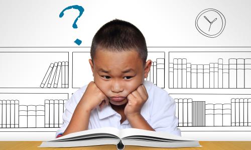 Vì sao con học tiếng Anh mãi không tiến bộ?