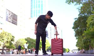 Vali tự động di chuyển theo chủ ở Việt Nam