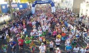 Giải marathon 'vừa chạy vừa thưởng thức rượu vang' tại Pháp