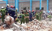 Khởi tố vụ án sập công trình 6 người chết ở Vĩnh Long