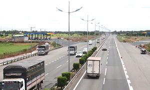 Cao tốc Trung Lương - Mỹ Thuận được hỗ trợ bằng ngân sách