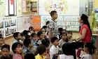 Cấm trÆ°á»ng mầm non dạy chữ gây tranh cãi