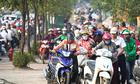 Hà Nội nghiên cứu hạn chế đăng ký xe máy ở quận nội thành