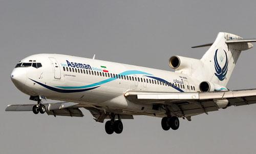 Máy bay 727 với thiết kế ba động cơ, trong đó có một động cơ gắn trước cánh đuôi của Boeing. Ảnh: PlaneSpotters.