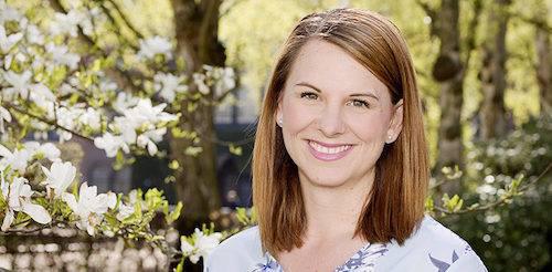 Nghị sĩ Đan Mạch Mette Abildgaard. Ảnh: AFP