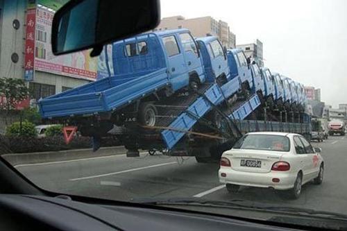 Đỉnh cao của vận chuyển.